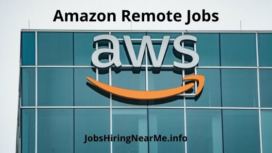 Amazon Remote Jobs, Engagement Manager - Jobs Hiring Near Me Online Jobs